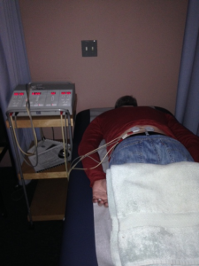 Interferential Therapy - Lincoln Park Chiropractic and Sports Associates