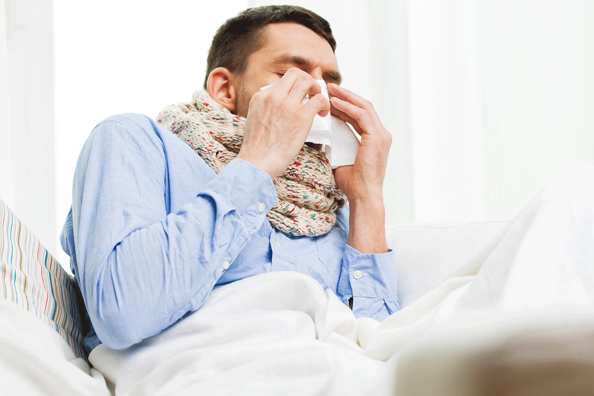 Tips to avoid succombing to winter colds