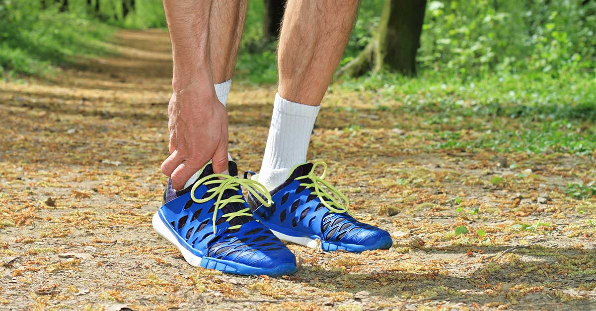 Running injuries treated by sports chiropractor