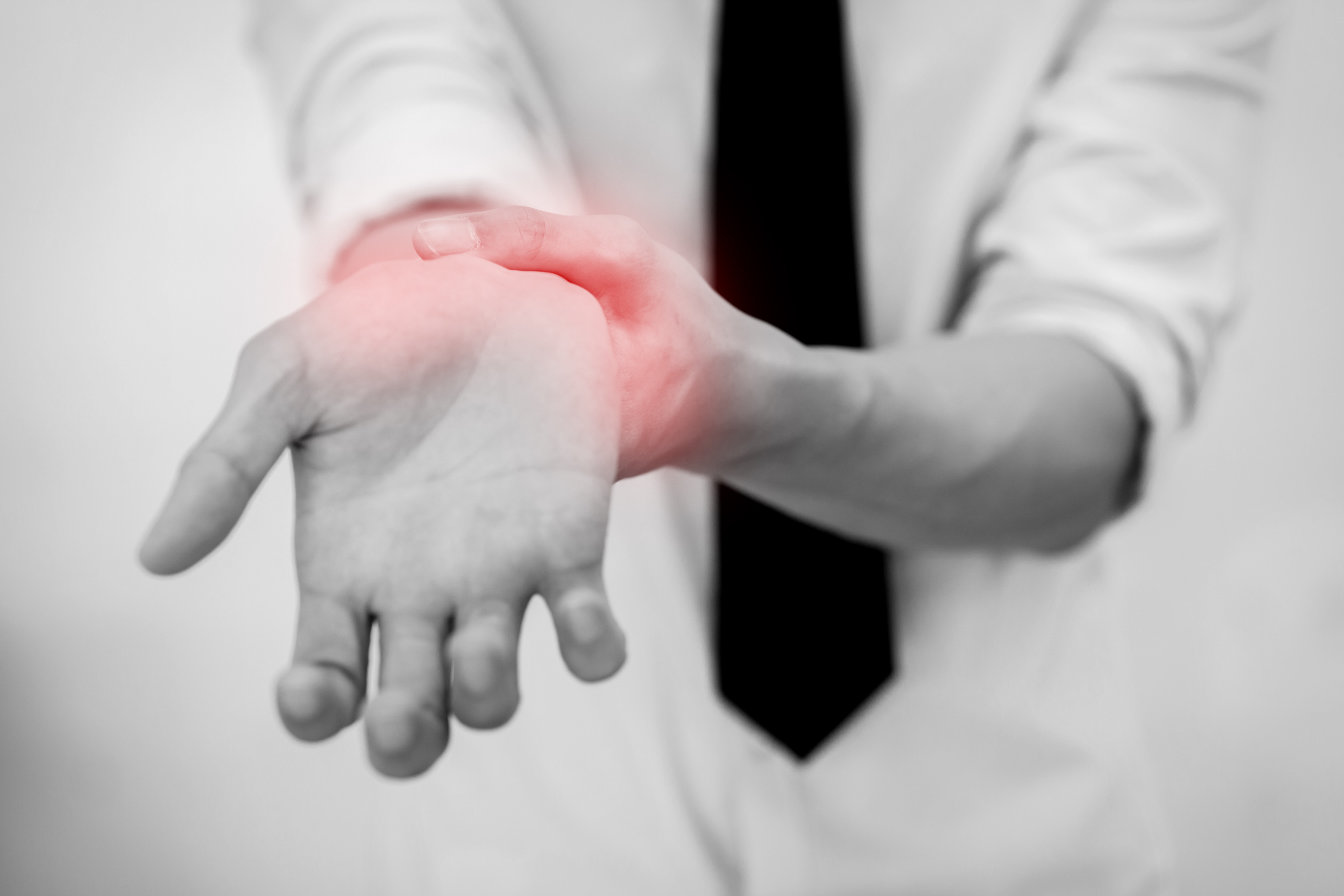 Chiropractic care for a wrist injury