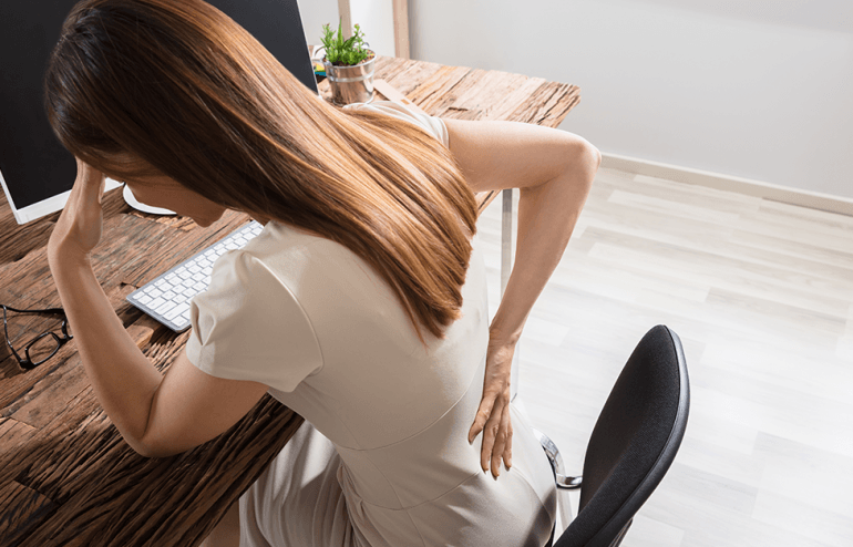 Sitting is the new smoking - chiropractic posture