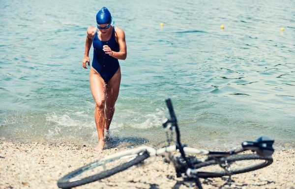 Chicago Triathlete and sports injury
