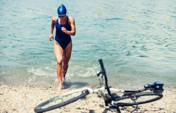 Chicago Triathlete and sports injury