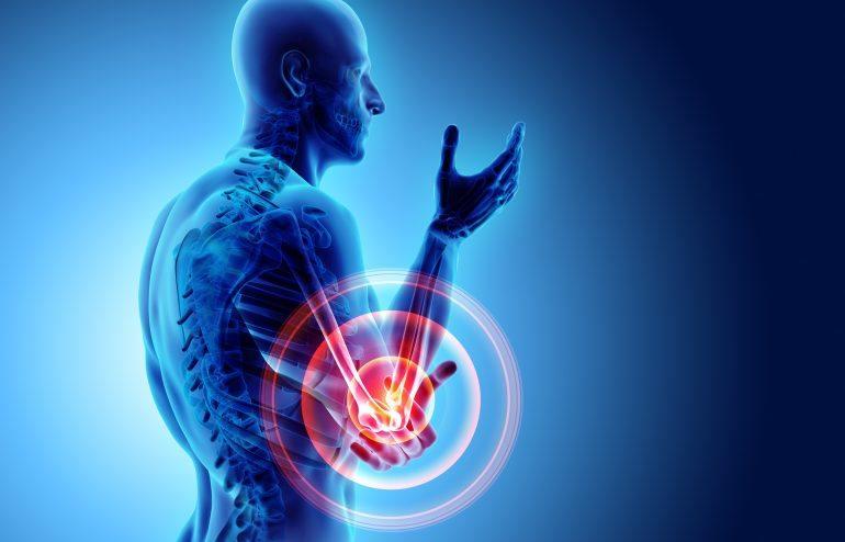 Preventing elbow pain through ART