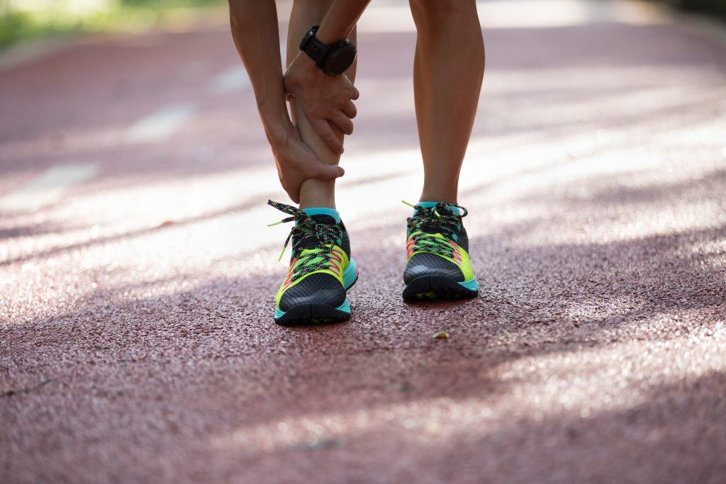 Shin pain from overtraining - Chicago sports and chiropractic information