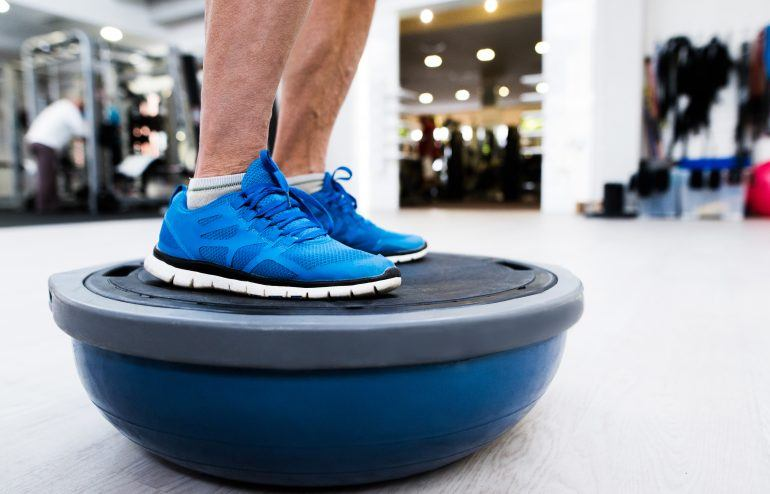 Balance and Stability for ankle sprain prevention