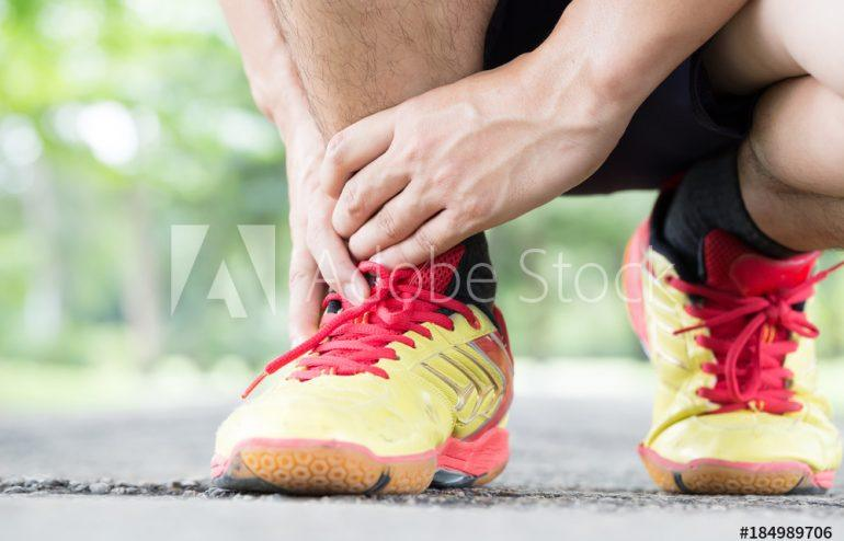 ART treatment for Achilles tendonitis