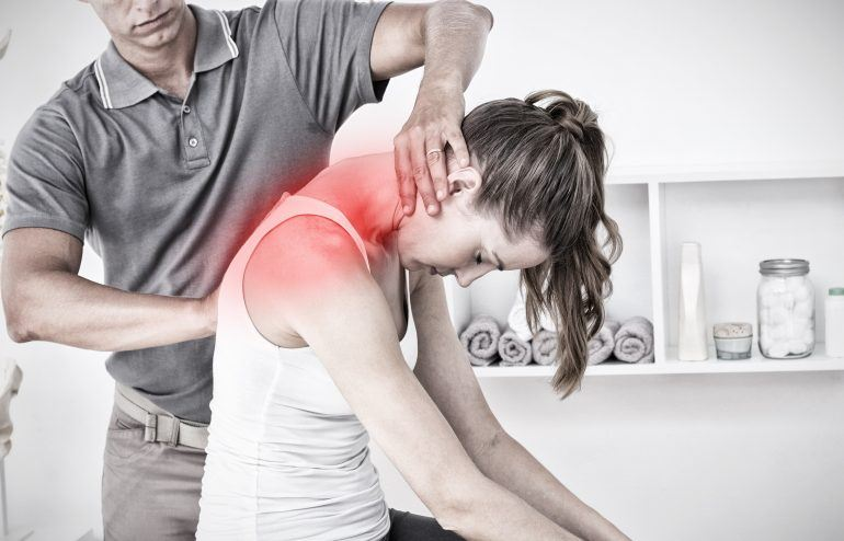 Chiropractic adjustment in Chicago one area or the entire spine